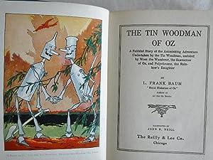 The Tin Woodman of Oz: Baum, L. Frank