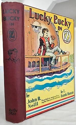 Lucky Bucky in Oz: Neill, John R