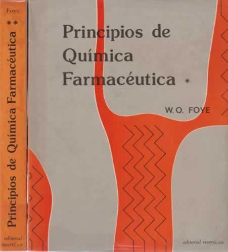 Principios de Química farmacéutica - Foye, W. O