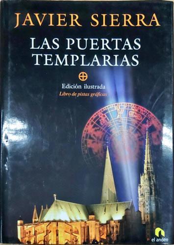 Las puertas templarias. Libro de pistas gráficas - Sierra, Javier