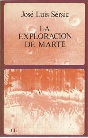 La exploración de Marte: Sérsic, José Luis