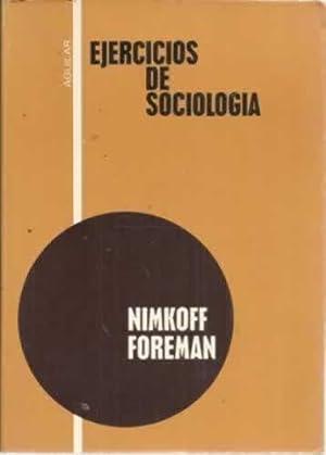 Ejercicios de sociología: Foreman, Nimkoff