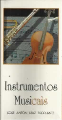 Instrumentos musicais: Díaz Escolante, Xosé