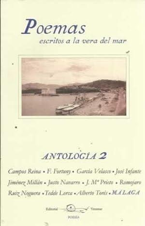 Poemas escritos a la vera del mar. Antología 2: VV. AA