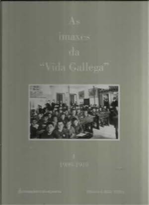 """Crónica para un século. As imaxes da """"Vida Gallega"""". IV tomos: VV. AA"""