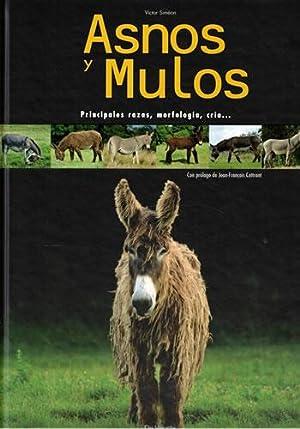 Asnos y mulos. Principales razas, morfología, cría.: Siméon, Victor