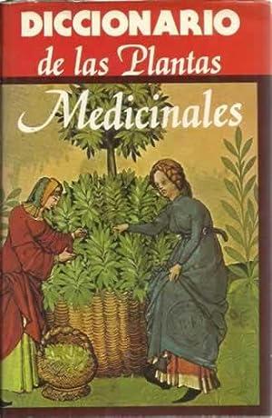 Diccionario de las plantas medicinales: VV.AA