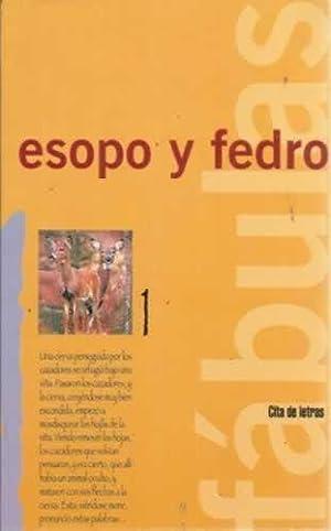 Fabulas Esopo y Fedro: Esopo y Fedro