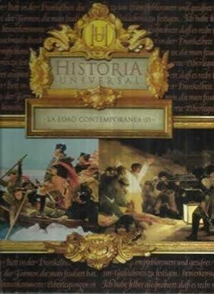 Historia Universal. La Edad Contemporánea. 2 tomos: VV.AA