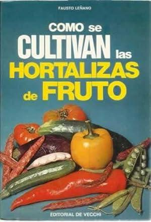 Cómo se cultivan las hortalizas de fruto: Leñano, Fausto