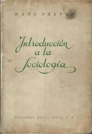 INTRODUCCIÓN A LA SOCIOLOGÍA: CUVILLIER, A
