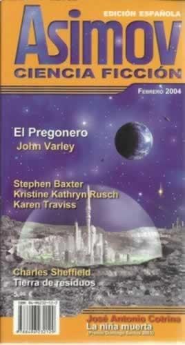 Asimov. Ciencia ficción. 5: El Pregonero: Varley, John