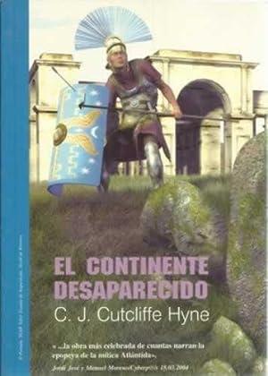 El continente desaparecido: Cutcliffe Hyne, C.J