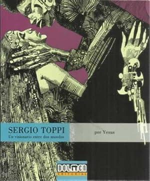Sergio Toppi. Un visionario entre dos mundos: Yexus