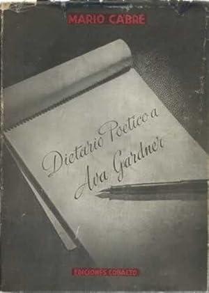 Dietario poético a Ava Gardner: Cabré, Mario