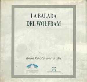 La balada del Wolfram: Fariña Jamardo, José