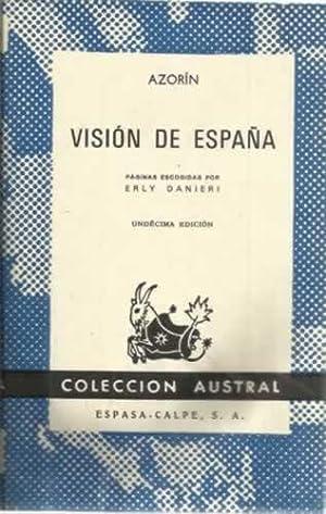 Visión de España: Azorín