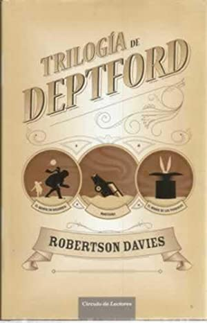 Trilogía de Deptford: El quinto en discorida.: Davies, Robertson