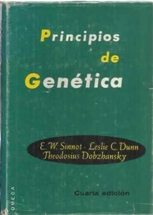 Principios de genética: Sinnot, E.W /