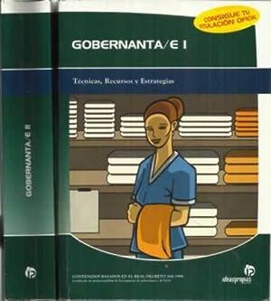 Gobernanta/e. Técnicas, recursos y estrategias. 2 tomos: VV. AA.