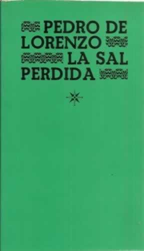 La sal perdida: de Lorenzo, Pedro