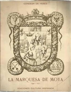 La Marquesa de Moya 1440-1511: Condesa de Yebes
