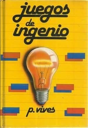 JUEGOS DE INGENIO: VIVES, P