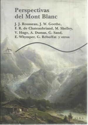 Perspectivas del Mont Blanc: VV. AA