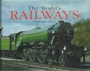 The world's railways: Chant, Christoper