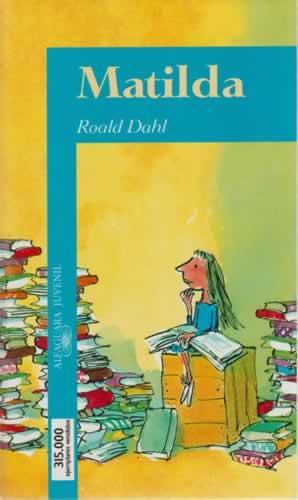 Matilda: Dahl, Roald