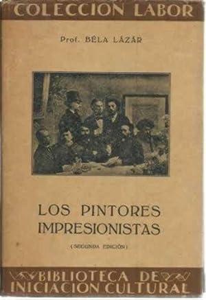 Los pintores impresionistas: Lazar, Bela