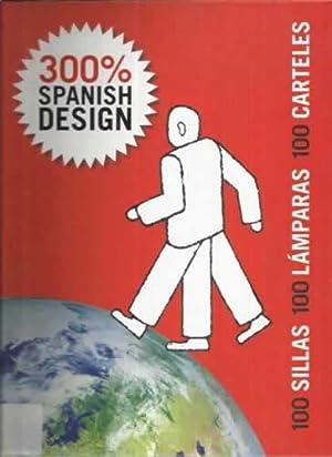 300% Spanish design. 100 sillas, 100 lámparas,: Capella, Juli