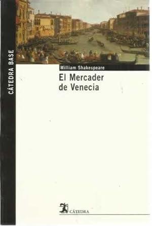 El Mercader de Venecia: Shakespeare, William