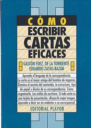 Cómo escribir cartas eficaces: Fernández de la