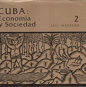 Cuba: economía y sociedad Nº2: Marrero, Levi