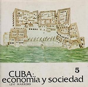 Cuba: economía y sociedad Nº5: Marrero, Levi