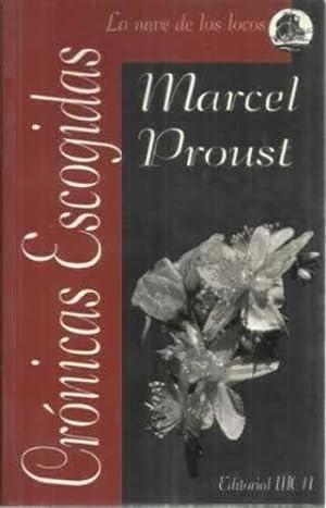 CRÓNICAS ESCOGIDAS: PROUST, Marcel