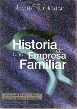 PUBLICIDAD ATLANTIS 1945 - 1995. HISTORIA DE: DE LUXÁN MELÉNDEZ,
