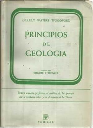 PRINCIPIOS DE GEOLOGÍA: GILLULY - WATERS - WOODFORD