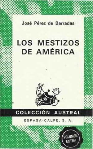 LOS MESTIZOS DE AMÉRICA: PÉREZ DE BARRADAS,