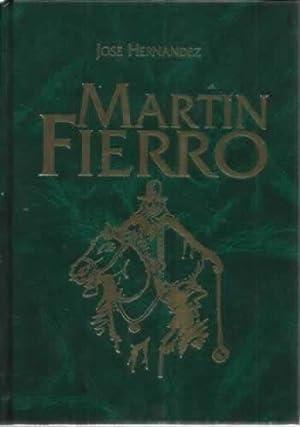 MARTÍN FIERRO: HERNÁNDEZ, José