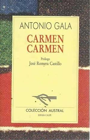 Carmen Carmen: Gala, Antonio