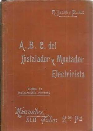 MANUAL SOLER, 42: ABC DEL INSTALADOR Y: YESARES BLANCO, Ricardo