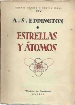 ESTRELLAS Y ÁTOMOS: Stanley Eddington, Arthur