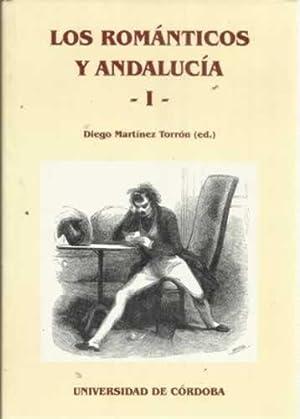 LOS ROMÁNTICOS Y ANDALUCÍA.- I: MARTÍNEZ TORRÓN, Diego