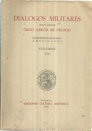 DIÁLOGOS MILITARES: GARCÍA DE PALACIO,