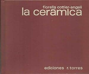 La cerámica: Cottier Angeli, Fiorella