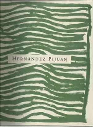HERNÁNDEZ PIJUAN,.SENTIMENT DE PAISATGE: DE CORRAL. María/WEIERMAIR,