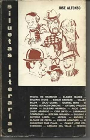 SILUETAS LITERARIAS: ALFONSO, Jose