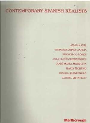 CONTEMPORARY SPANISH REALISTS. AMALIA AVIA, ANTONIO LÓPEZ: VV. AA